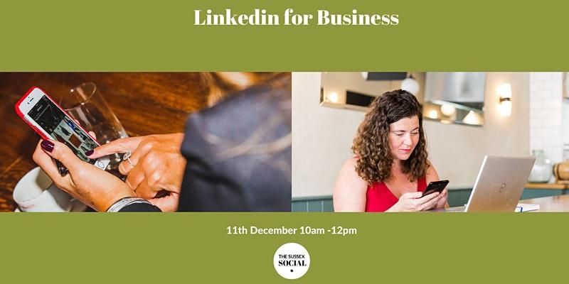 LinkedIn for Business on 11 December 2020